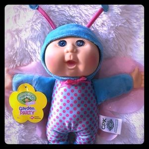 Used, Cabbage Patch Kids Cuties, Flutter ButterflyNWT for sale